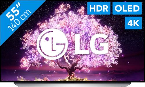 LG OLED55C16LA (2021) Main Image