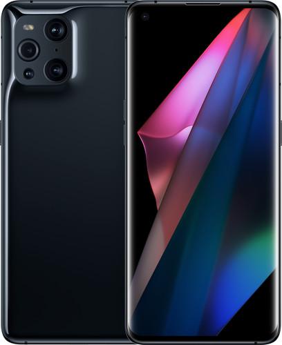 OPPO Find X3 Pro 256GB Zwart 5G Main Image