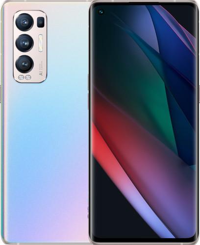OPPO Find X3 Neo 256GB Zilver 5G Main Image