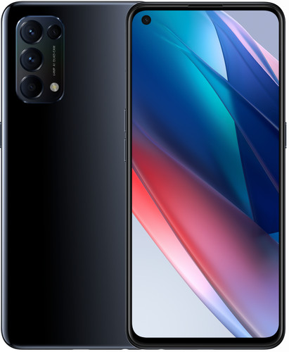 OPPO Find X3 Lite 128GB Zwart 5G Main Image