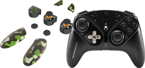 Thrustmaster eSwap X Pro Controller + eSwap X Green Color Pack Main Image