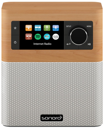 Sonoro Stream SO-410 V2 Maple/White Main Image