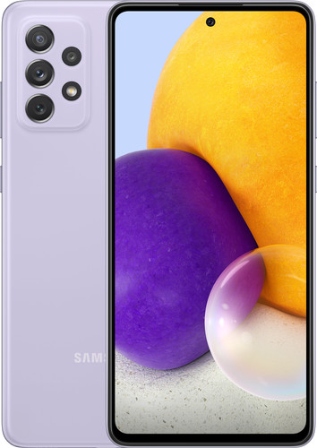 Samsung Galaxy A72 128GB Paars Main Image