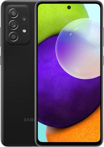 Samsung Galaxy A52 128GB Zwart 4G Main Image