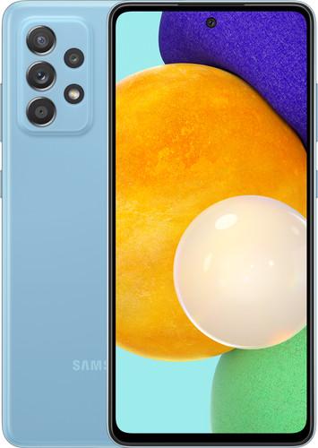 Samsung Galaxy A52 128GB Blauw 5G Main Image