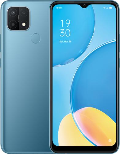 OPPO A15 32GB Blauw Main Image