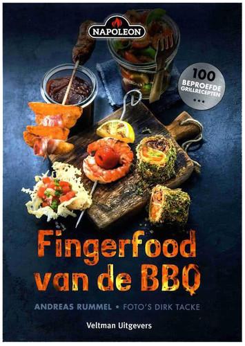 Napoleon Grills Fingerfood van de BBQ Main Image