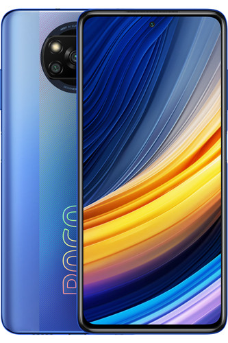 Xiaomi Poco X3 Pro 256 GB Blauw Main Image