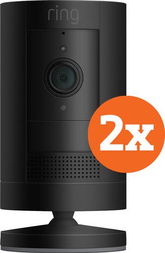 Ring Stick Up Cam Battery Zwart Duo Pack Main Image