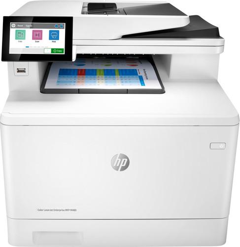 HP Color LaserJet Enterprise MFP M480f Main Image