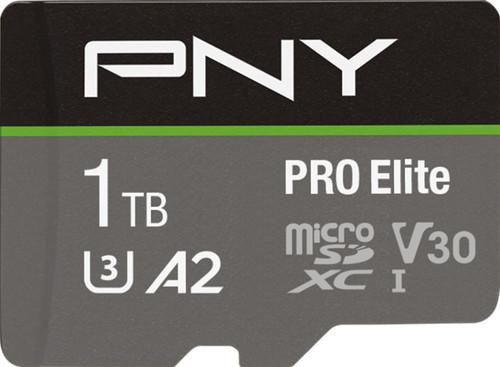 PNY MicroSDHC Pro Elite 1TB 100MB/s Main Image