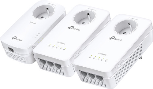 TP-Link TL-WPA8635P Kit WiFi 1300 Mbps 3 adapters Main Image