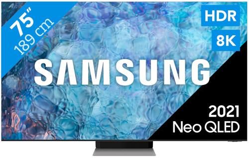 Samsung Neo QLED 8K 75QN900A (2021) Main Image