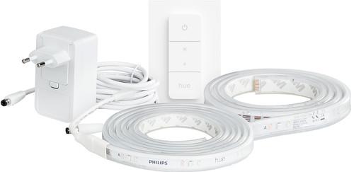 Philips Hue Lightstrip Plus White & Color Bluetooth 3 m - Set de Base + variateur sans fil Main Image