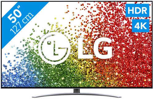 LG 50NANO886PB (2021) Main Image