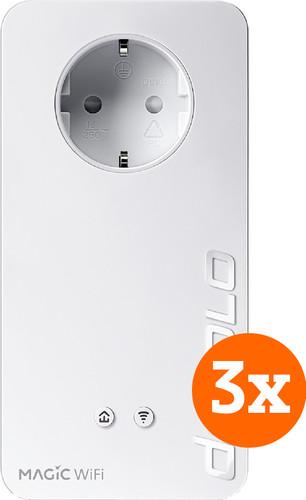 Devolo Magic 2 WiFi next wifi mesh 3-Pack (BE) Main Image