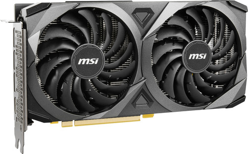 MSI GeForce RTX 3060 VENTUS 2X 12G OC Main Image