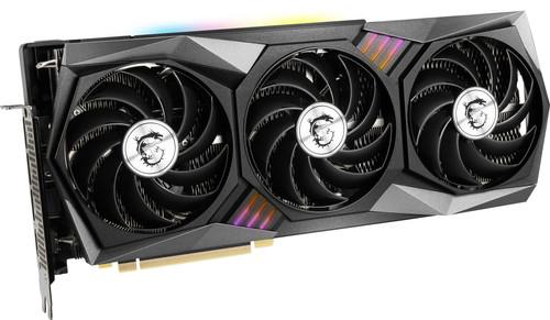 MSI GeForce RTX 3060 GAMING X TRIO 12G Main Image