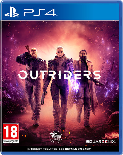 Outriders PS4 & PS5 Main Image