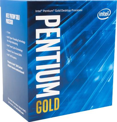 Intel® Pentium Gold G6405 Main Image