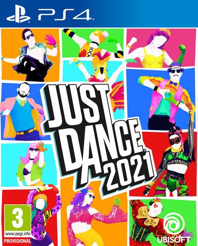 Just Dance 2021 PS4 Main Image