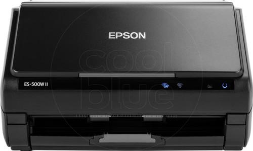 Epson WorkForce ES-500WII Main Image