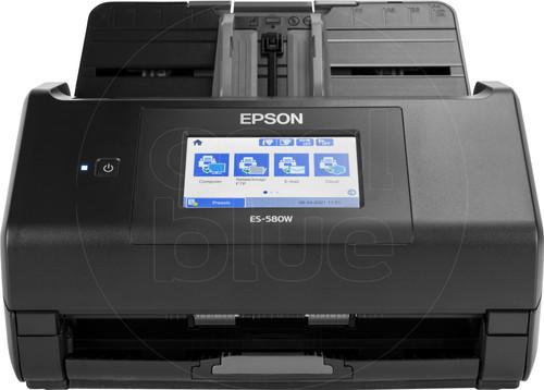 Epson WorkForce ES-580W Main Image
