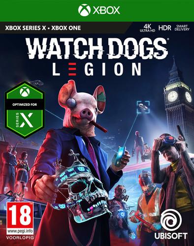 Watch Dogs: Legion Xbox One & Xbox Series X Main Image
