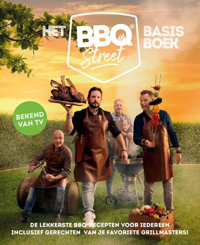 BBQ Street Basis BBQ Boek Main Image