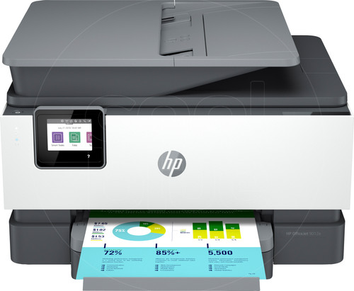 HP OfficeJet Pro 9012e All-in-One Main Image