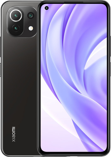 Xiaomi Mi 11 Lite 128GB Zwart 4G Main Image