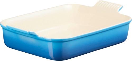 Le Creuset ovenschaal 32 cm Blauw Main Image