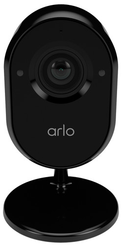 Arlo Essential Indoor Camera Zwart Main Image