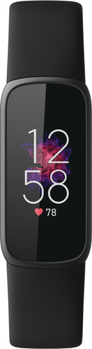 Fitbit Luxe Black Main Image