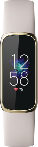 Fitbit Luxe White/Gold Main Image