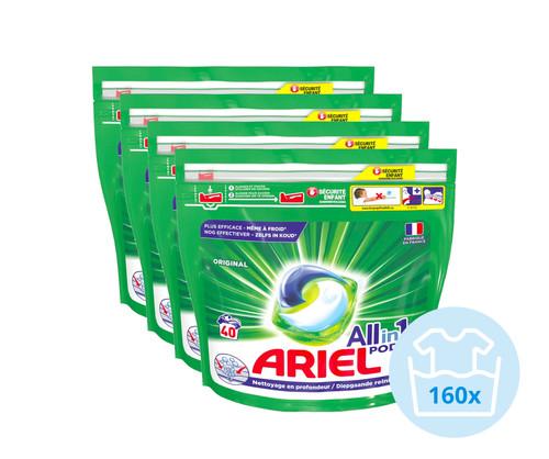 Ariel All-in-1 Pods Original - Halfjaarpakket Main Image