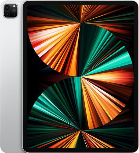 Apple iPad Pro (2021) 12.9 inch 256GB Wifi Zilver Main Image