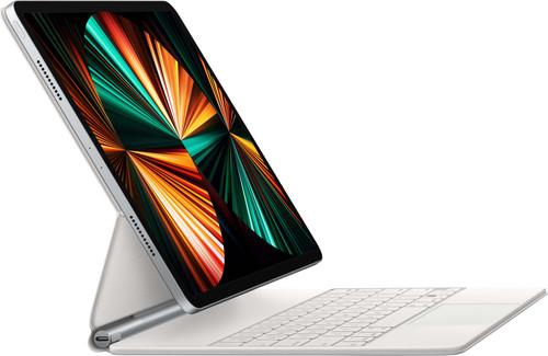 Apple Magic Keyboard iPad Pro 12,9 pouces (2020/2021) AZERTY Blanc Main Image