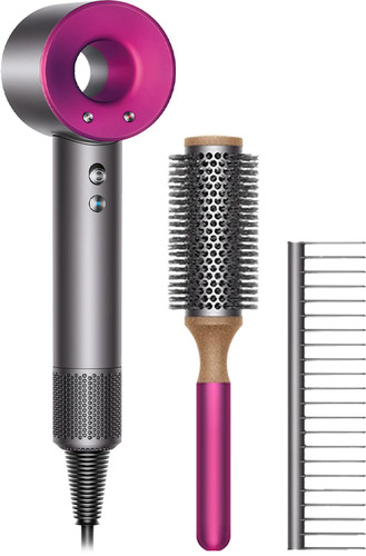 Dyson Supersonic + haarstyling set Main Image