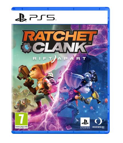 Ratchet & Clank: Rift Apart - PlayStation 5 Main Image
