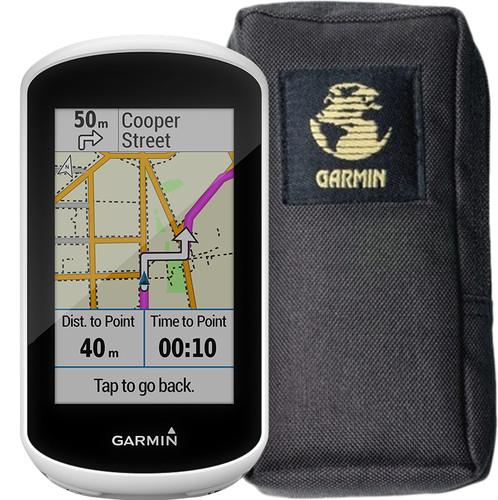 Garmin Edge Explore + Garmin Housse de Protection Universelle (grand format) Main Image