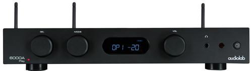 Audiolab 6000A Play Versterker + Streamer Zwart Main Image