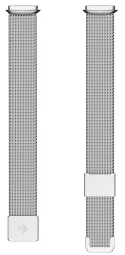Fitbit Luxe Milanees Bandje Zilver Main Image
