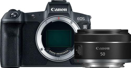 Canon EOS R + RF 50mm f/1.8 STM Main Image