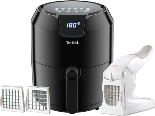 Tefal Easy Fry Precision EY4018 + Frietsnijder Main Image