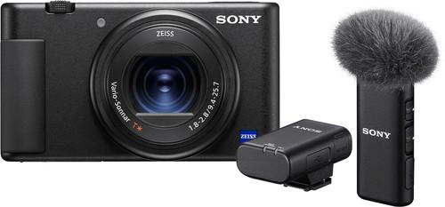 Sony ZV-1 Vlog + ECM-W2BT Microfoon Main Image
