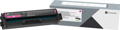 Lexmark CS431 / CX431 Toner Magenta (Grande Capacité) Main Image