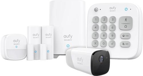 Eufy Home Alarm Kit 5-delig + Eufycam 2 Pro Main Image