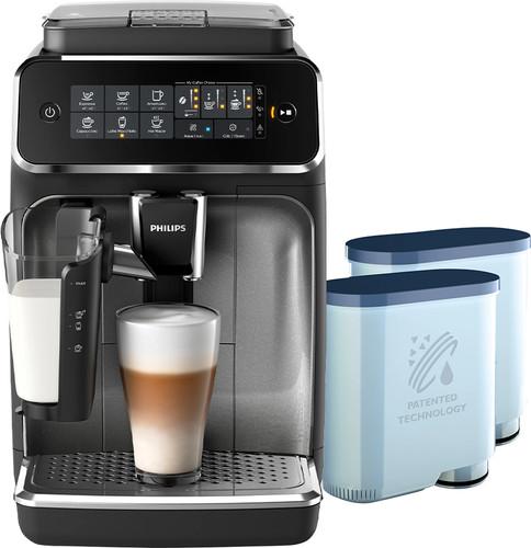 Philips 3200 EP3246/70 + AquaClean CA6903/22 Waterfilters Main Image