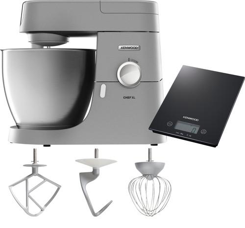 Kenwood Chef XL KVL4100 + Weegschaal Main Image